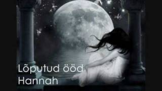Hannah - Lõputud ööd