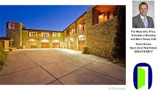 4322 Sunshine Canyon Drive, Boulder, CO Presented by Svein Groem.