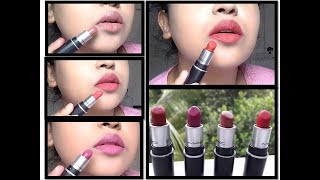 New* Little Mac Lipstick Review And Swatches| Things To Know Before Buying Little Mac Lipstick| 2019