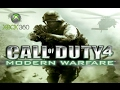 Call Of Duty 4 Modern Warfare Playthrough 1 16 xbox 360