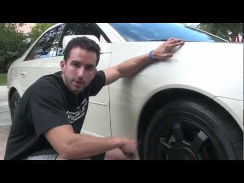 PlastiDip Rims – Without Taking Wheels off the Car – DipYourCar.com How To