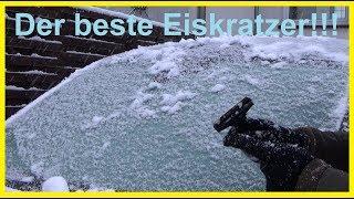 Der perfekte Eiskratzer - Murska Eiskratzer aus Finnland Auto enteisen Auto Eiskratzer Winter