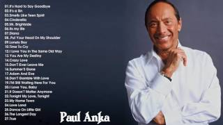 The Very Best of Paul Anka || Paul Anka's Greatest Hits