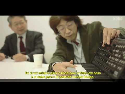 Korg® MS-20 mini - Entrevista com Sr. Fumio Mieda e Sr. Hiroaki Nishijima - Legendado