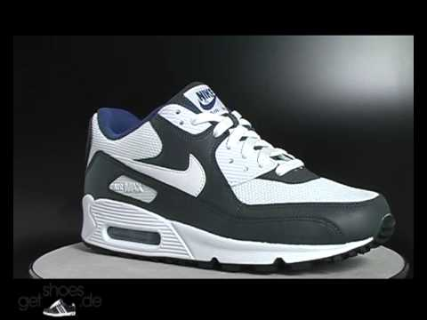 Nike Air Max 90 White/Anthracite/Wicked Purple bei getshoes.de