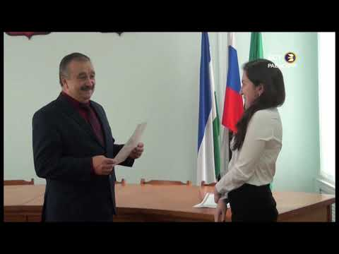 Вручение сертификатов на приобретение и строительство жилья