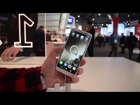 Anteprima Alcatel 1S, 3, 3L e smartphone pieghevole TCL