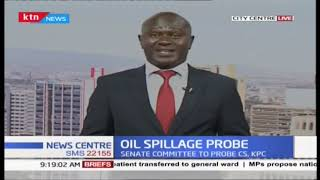 Oil spilage probe: Senate committee to probe CS  and KPC
