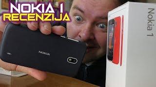 Nokia 1 recenzija - najmanji, najlakši, najjednostavniji... i najjeftiniji (02.05.2018)