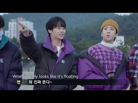 [ENG SUB] VIXX (V Toy Story) VCR - Trip To The Sea