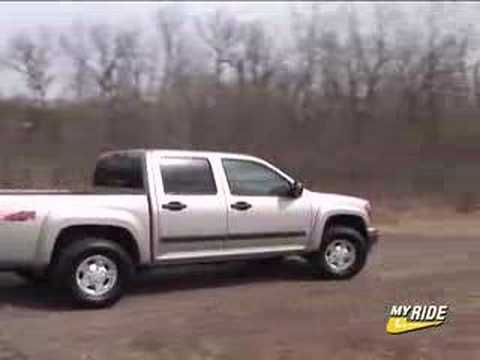 Review: 2007 Isuzu I-370