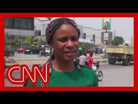 Nigerians dismayed b