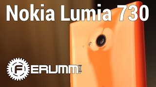 Nokia Lumia 730 Dual SIM большой обзор. Все, что вам нужно знать о Lumia 730 от FERUMM.COM