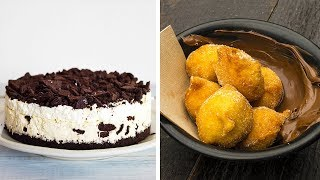 Double Stuffed Oreo Cookie Sandwich! | DIY Dessert Recipes by So Yummy