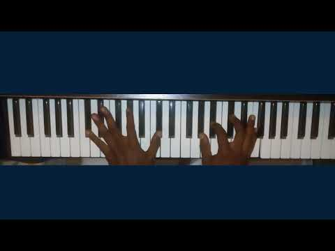 PART 2 :HOW TO PLAY EZE BY MERCY CHINWO PIANO CHORDS
