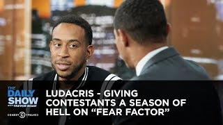 """Ludacris - Giving Contestants a Season of Hell on """"Fear Factor"""" 