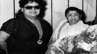 Lata Mangeshkar_Dard Ki Ragini (Pyaas; Bappi Lahiri, Naqsh