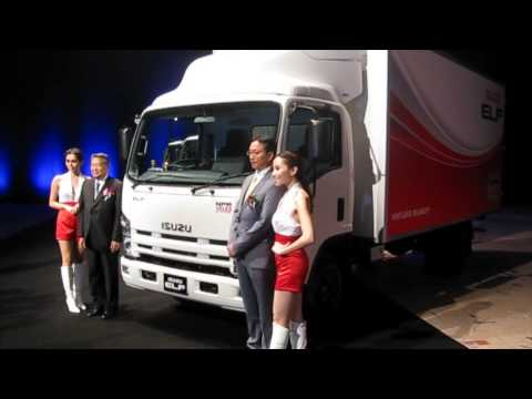 All New Isuzu Elf