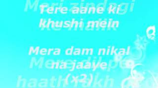 Meri Zindagi Ke Malik with Lyrics - YouTube
