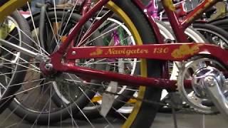 Видеообзор: комфортные городские велосипеды