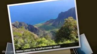 preview picture of video 'Kalalau Lookout - Kauai, Hawaii, United States'