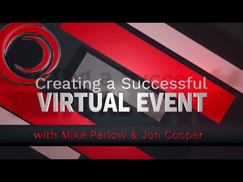 Creating a Successful Virtual Event Presentation