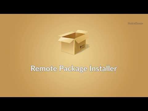 PS4 - Remote Package Installer - FW5 05 - смотреть онлайн на