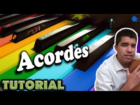 Como tocar piano (6) Aprendiendo acordes
