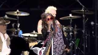 Aerosmith Live in Singapore 25.05.2013