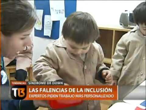 Watch videoSíndrome de Down: Escuela inclusiva en Chile