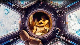 Algo Extraño Dentro de la Estación Espacial Internacional