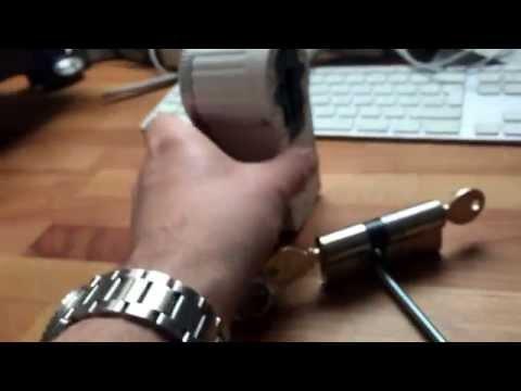 Hinweise zur Konfiguration Keso 2000S Schließzylinder mit Keymatic