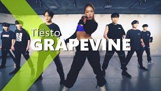Tiësto   GRAPEVINE  JaneKim Choreography.