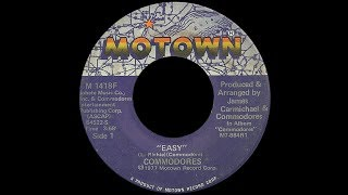Commodores ~ Easy 1977 Soul Purrfection Version