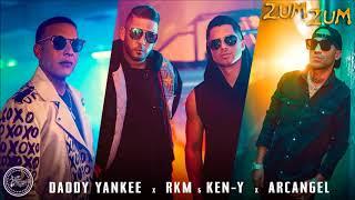 Daddy Yankee 🐝 Rkm & Ken-Y 🐝 Arcangel 🐝🍯 - Zum Zum