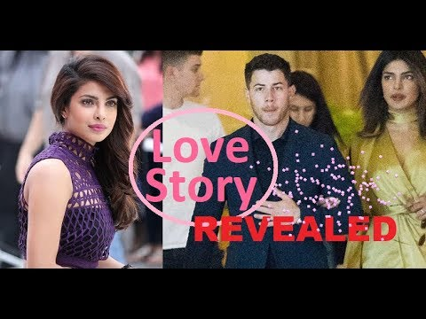 Priyanka Chopra and Nick Jonas LOVE STORY!