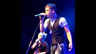 Anthony Callea_Heartbeat_The Palms_6/12/08.avi