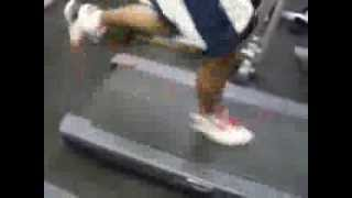 ARSONIST ASIAN WORK OUT P.2 kept going laces untied