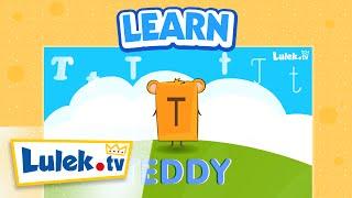 Angielski alfabet dla dzieci I Lulek.tv