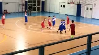 preview picture of video 'Basket: Vicopisano - Calcinaia'