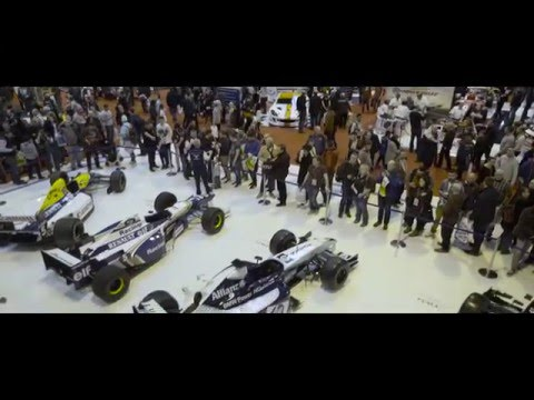 Williams at the Autosport International Show 2016 - Highlights