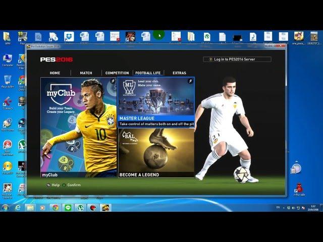 สอนโหลด-ว-ธ-ต-ดต-ง-ลงแพท-pro-evolution-soccer-2016