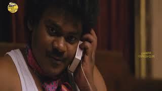 Eshanya & Shakalaka Shankar Kissing Comedy Scene | Telugu Comedy | Express Comedy Club