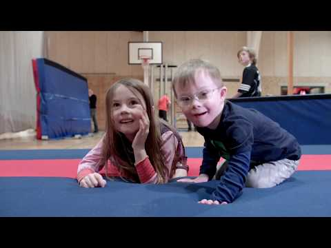 Watch video WORLD DOWN SYNDROME DAY 2019 - Landsforeningen Downs Syndrom, Denmark - #LeaveNoOneBehind
