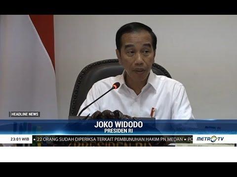 Jokowi Minta Manajemen Pengelolaan Beras Dibenahi