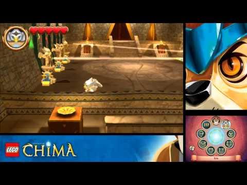Vidéo LEGO Jeux vidéo 3DSLLOCLVL : Lego Legends of Chima: Le Voyage de Laval 3DS/2DS