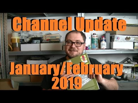 Channel Update January/February 2019