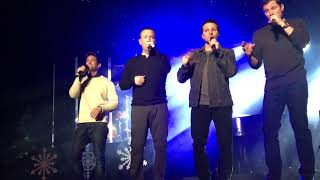98 Degrees - Have Yourself a Merry Little Christmas & Let it Snow