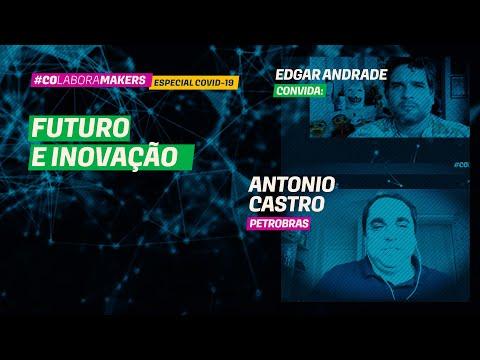 Antonio Castro: Futuro e Inovação em tempos de pandemia