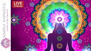🎧 Chakra HEALING - 528 Hz POSITIVE Aura Cleanse - Remove Negative Blockages